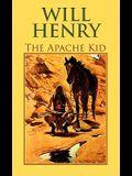 The Apache Kid (Center Point Premier Western (Large Print))