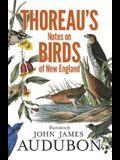 Thoreau's Notes on Birds of New England