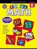 Total Math: Grade K