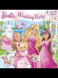 Wedding Party! (Barbie) (Pictureback(R))