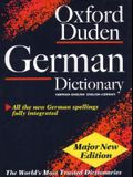 The Oxford-Duden German Dictionary: Thumb-Indexed