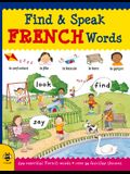 Find & Speak French Words: Look, Find, Say