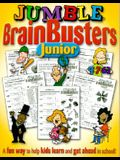 Jumble Brainbusters Junior: Because Learning Can Be Fun!