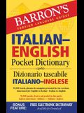 Italian-English Pocket Dictionary: 70,000 Words, Phrases & Examples