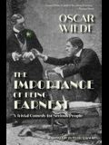 The Importance of Being Earnest (Warbler Classics)