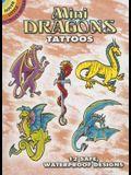 Mini Dragons Tattoos [With Tattoos]