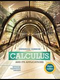 Calculus and Its Applications Expanded Version Media Update