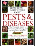 American Horticultural Society Pests & Diseases: The Complete Guide to Preventing, Identifying, and Treating Plant Problems