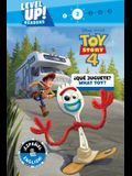 What Toy? / ¿qué Juguete? (English-Spanish) (Disney/Pixar Toy Story 4) (Level Up! Readers), Volume 24