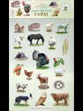 Sticker Play Scene: Farm
