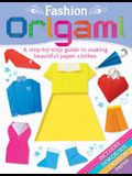 Fashion Origami [With Origami Paper]