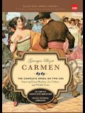 Carmen (Book and CD's): The Complete Opera on Two CDs Featuring Grace Bumbry, Jon Vickers, and Mirella Freni [With 2 CD's]