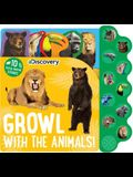 Discovery: Growl with the Animals!