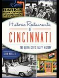 Historic Restaurants of Cincinnati:: The Queen City's Tasty History