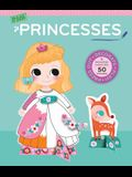 Princesses (Make It Now!): Press Out and Play