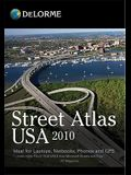 Street Atlas USA 2010