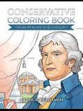 Conservative Coloring Book: From Reagan to Jefferson