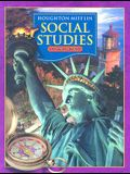 Houghton Mifflin Social Studies:   Communities, Grade 3