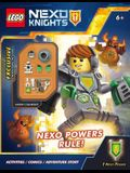 Nexo Powers Rule! [With Mini Figure]