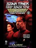 Time's Enemy (Star Trek Deep Space Nine: Invasion, Book 3)