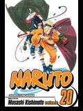 Naruto, Vol. 20, 20