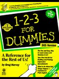 1-2-3 For Dummies