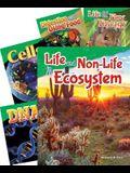 Life Science Grade 5: 5-Book Set