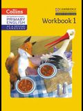 Cambridge Primary English as a Second Language Workbook: Stage 1