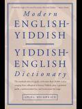 Modern English-Yiddish Dictionary