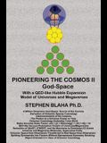 Pioneering the Octonion Cosmos II God-Space: With a QED-like Hubble Expansion Model of Universes and Megaverses