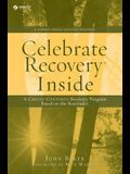 Celebrate Recovery 4 in 1 Prison Edition - Pdm