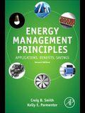 Energy Management Principles: Applications, Benefits, Savings