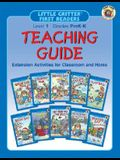 Little Critter First Readers Teaching Guide, Level 1