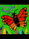 One Little Butterfly [With Finger Puppet]