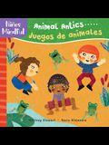Pananiños Mindful: Animal Antics/Juegos de Animales