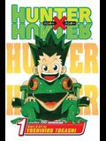 Hunter X Hunter, Volume 1
