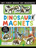 Dinosaur Magnets [With Magnet(s)]