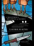 A Monstrous Regiment of Women: A Novel of Suspense Featuring Mary Russell and Sherlock Holmes (A Mary Russell Mystery)