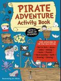 Pirate Adventure Activity Book