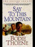 Say to This Mountain