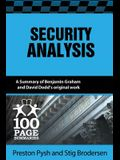 Security Analysis: 100 Page Summary