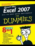 Excel 2007 All-In-One Desk Reference for Dummies