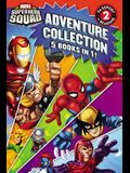 Super Hero Squad Adventure Collection