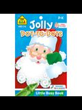 Jolly Dot-To-Dots Little Busy Book