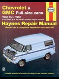 Chevrolet & GMC Full-Size Vans 1968 Thru 1996