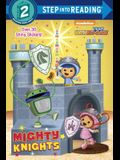 Mighty Knights (Team Umizoomi) (Step into Reading)