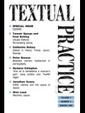 Textual Practice: Volume 7, Issue 3: Special Issue: Desire