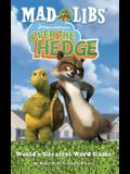 Over the Hedge Mad Libs