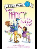 Fancy Nancy: It's Backward Day!