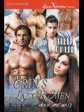 Erin's Lazy R Men [men of Montana 13] (Siren Publishing Lovextreme Forever)